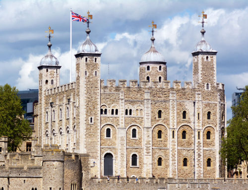Audio Guides Bring to Life the Tower of London