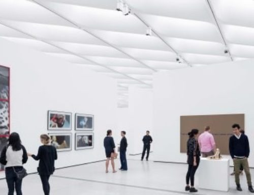 The Podio Tour at the Broad