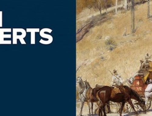 Smart Solutions for Tom Roberts at the National Gallery of Australia (NGA)